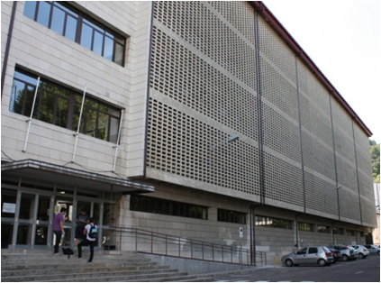 Industrial Engineering School Béjar/Salamanca
